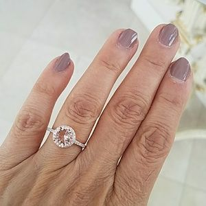 1.75ct Round cut Engagement Ring size 7